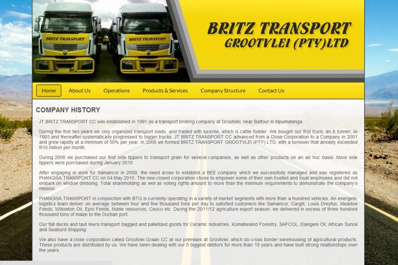 Britz Transport