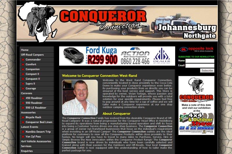 Conqueror JHB