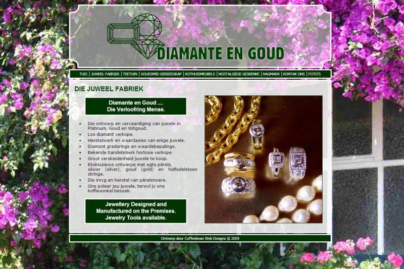 Diamante en Goud