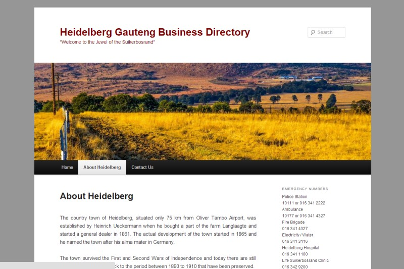 Heidelberg Business Directory