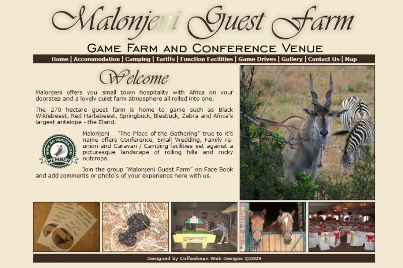 Malonjeni Game Lodge & Caravan Park