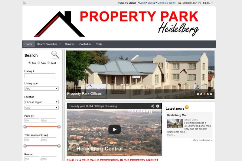 Property Park Heidelberg