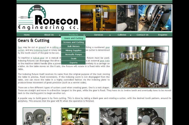 Rodecon Engineering